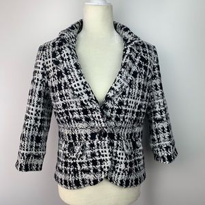 White House Black Market Jacket Blazer Medium
